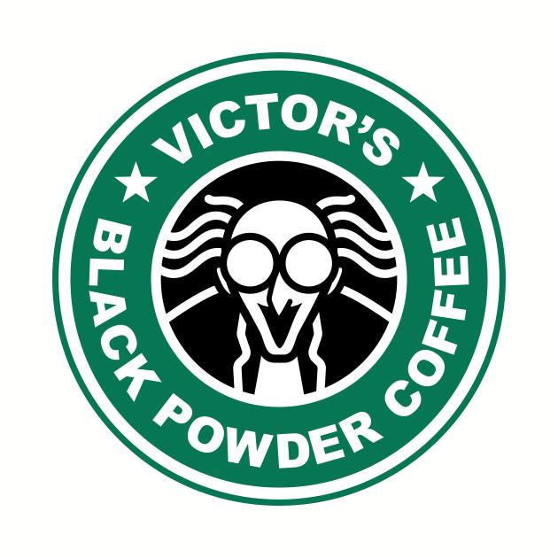 Victor's Black Powder Coffee