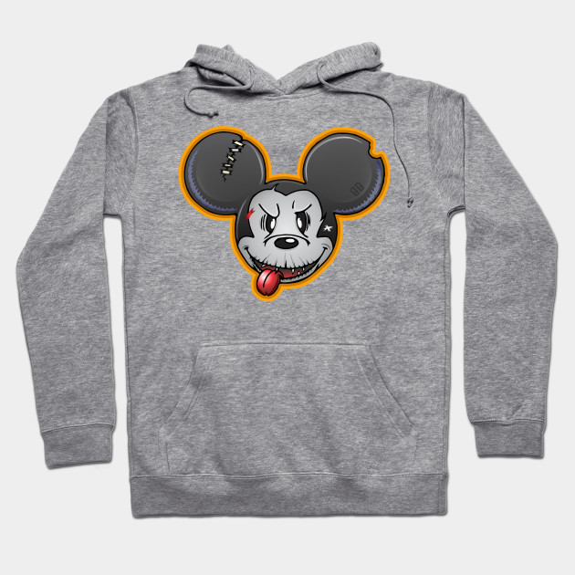 Halloween Mickey Mouse Hoodie