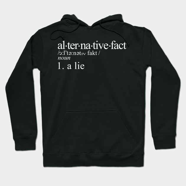 Alternative Fact in the Dictionary