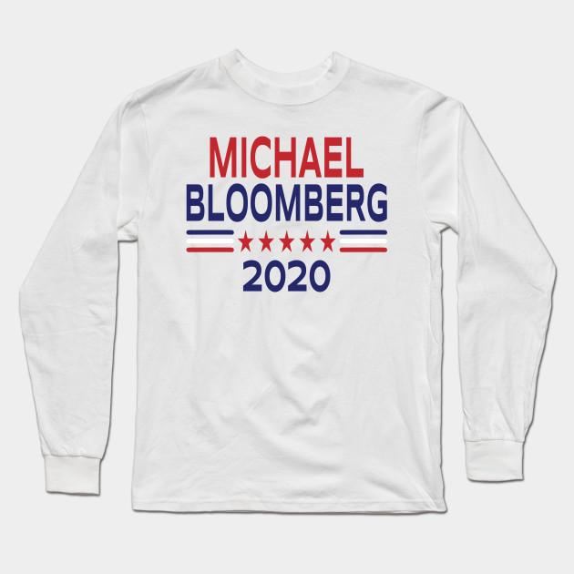 Mike Bloomberg For President T-Shirt