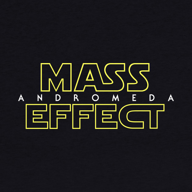 Mass Effect: Andromeda - Star Wars Style