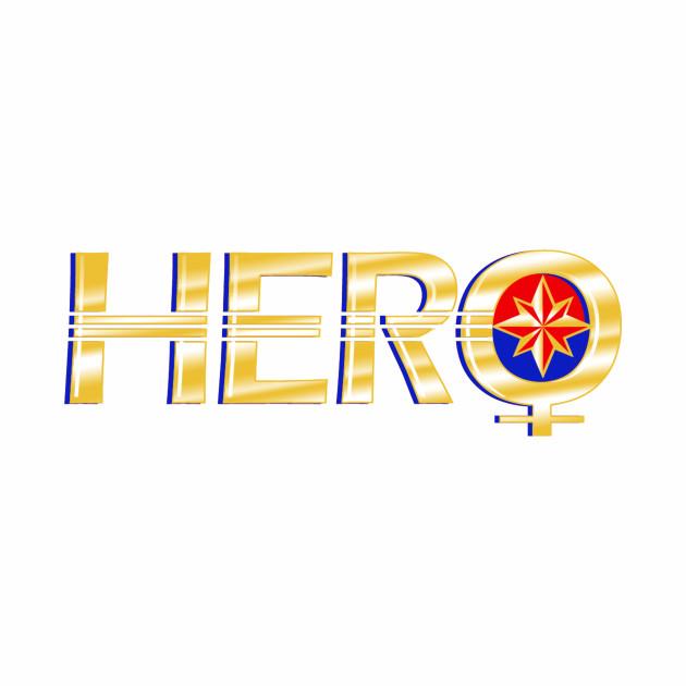 I need a (S)HERO TOO!