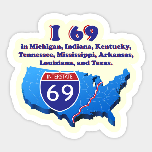 Interstate 69 Arkansas Map.I 69 In Michigan Indiana Kentucky Tennessee Mississippi