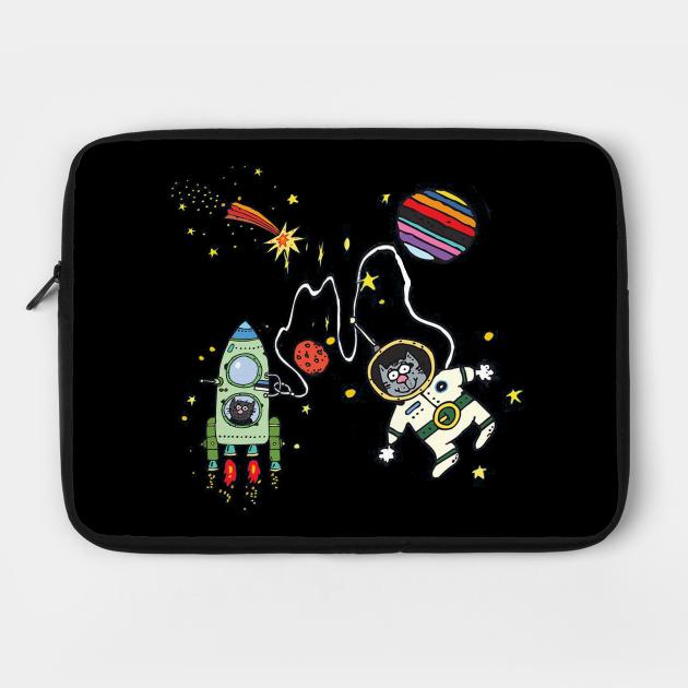 Catstronaut Cats in Space