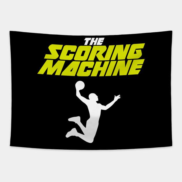 Work Hard : Be a score machine