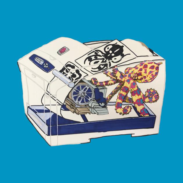 How It Works- Inkjet Printer