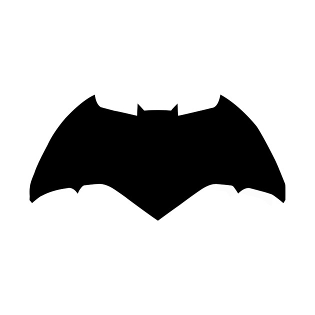 Batman Dawn of Justice/Dark Knight Returns Symbol