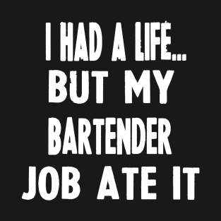 a04b72448 Bartender T-Shirts | TeePublic