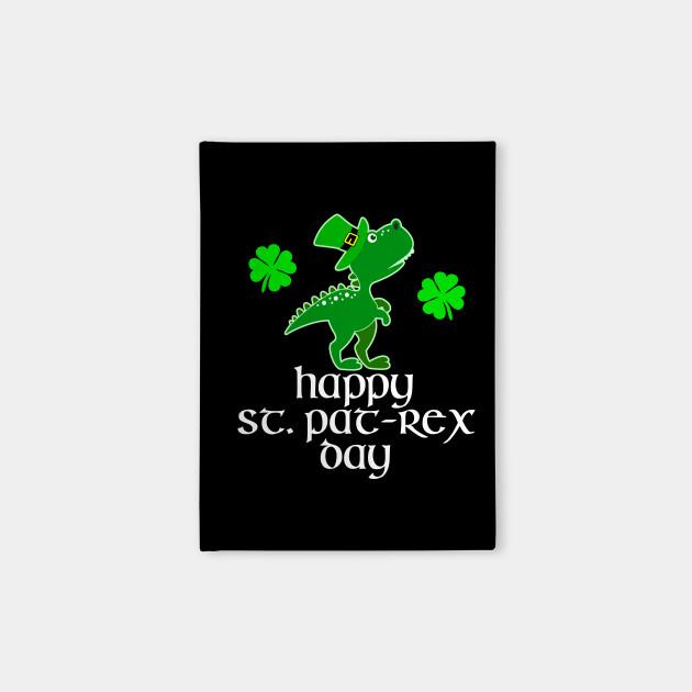Happy St. PaT-Rex Day T-Rex Dinosaur St. Patrick's T-Shirt