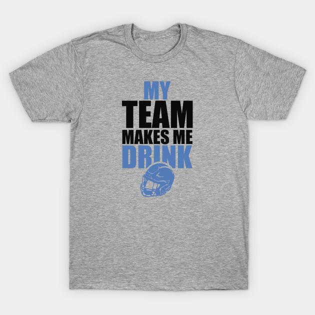 c0da9b465 NFL Carolina Panthers Drink - Nfl - T-Shirt