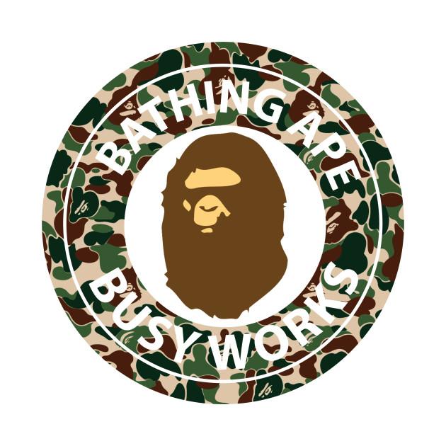 a bathing ape logo 12000 vector logos