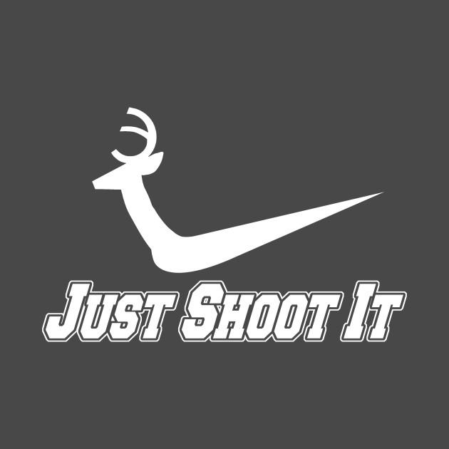 Just Shoot It Hunting Shirt