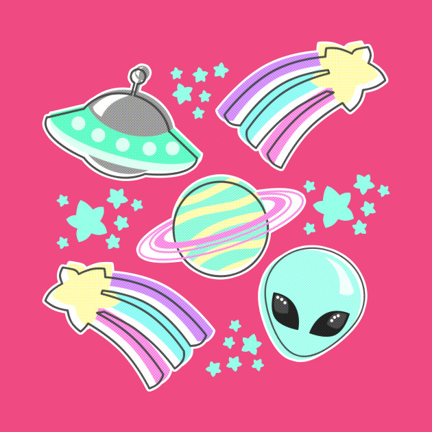 In Space You're Adorable
