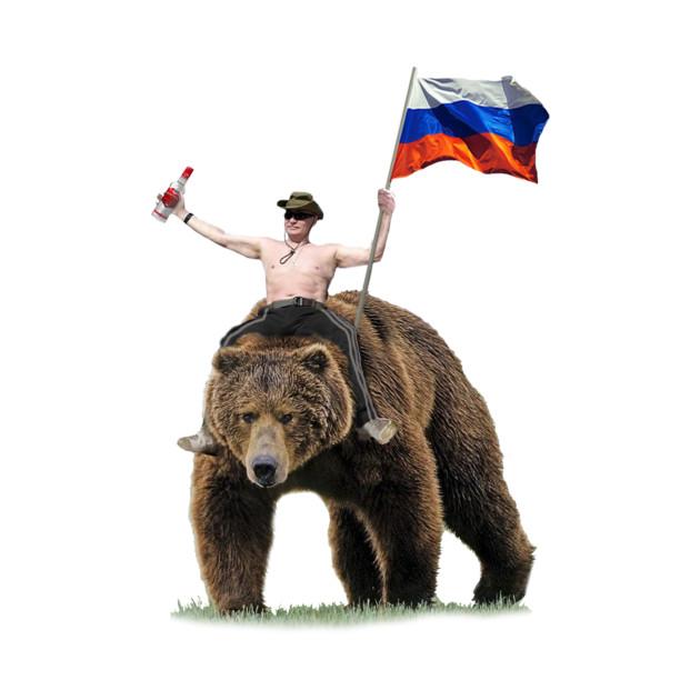 Russian Bear Vodka
