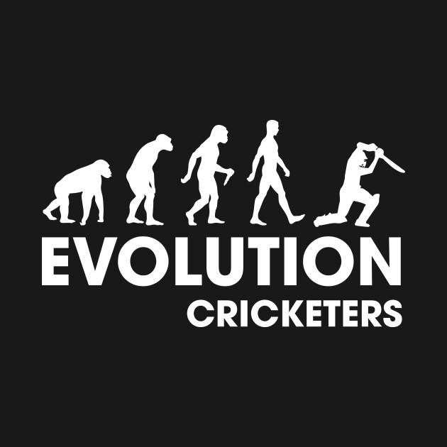 Evolution of Cricketers