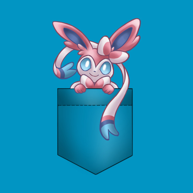 Sylveon Pocket Tee