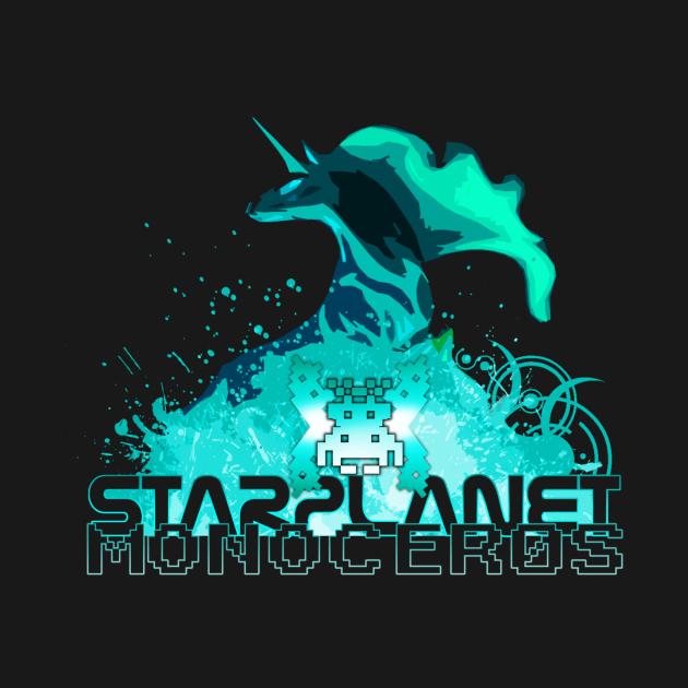 Starplanet Monoceros - Logo