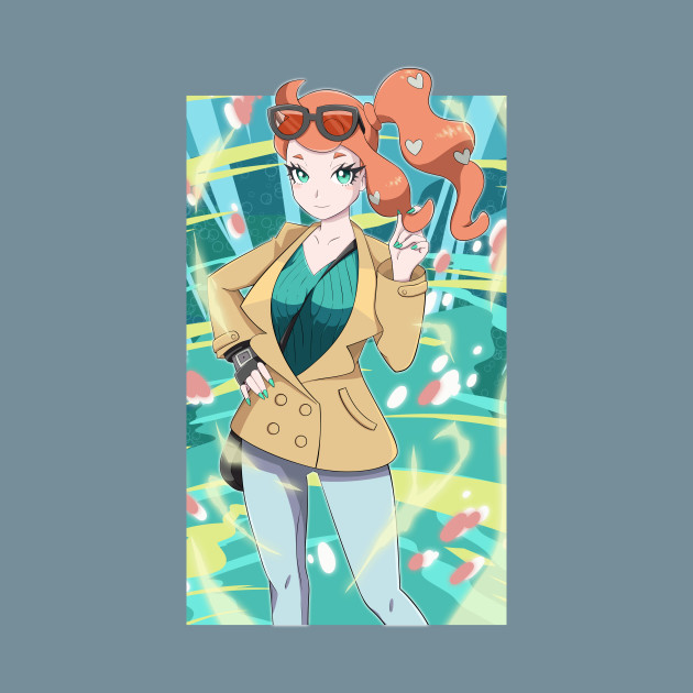 Sonia Pokemon Sword Shield Pokemon T Shirt Teepublic