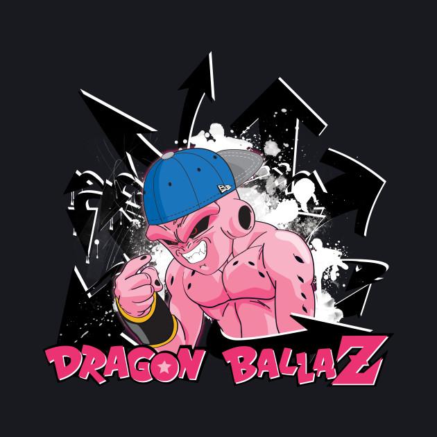 Kid Buu (DragonBallaZ)