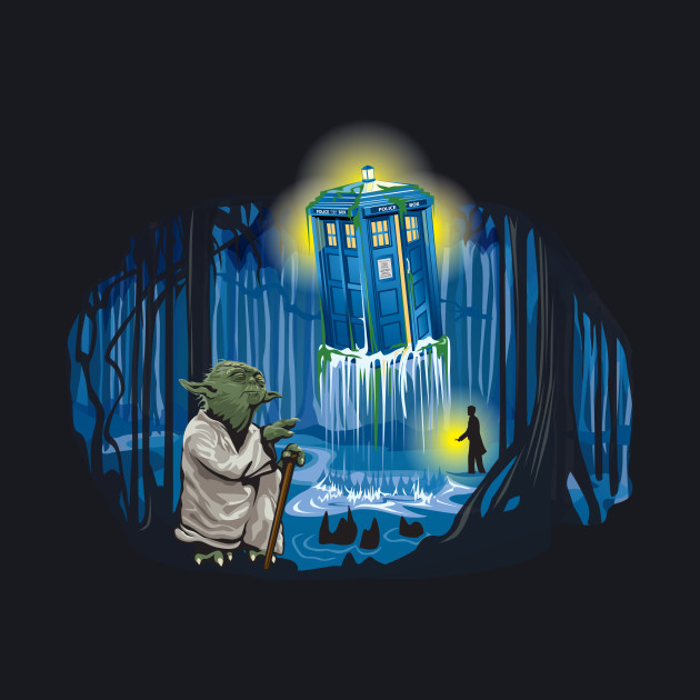 Dr Who - TOP TEN #6 (May the Tardis be With You)