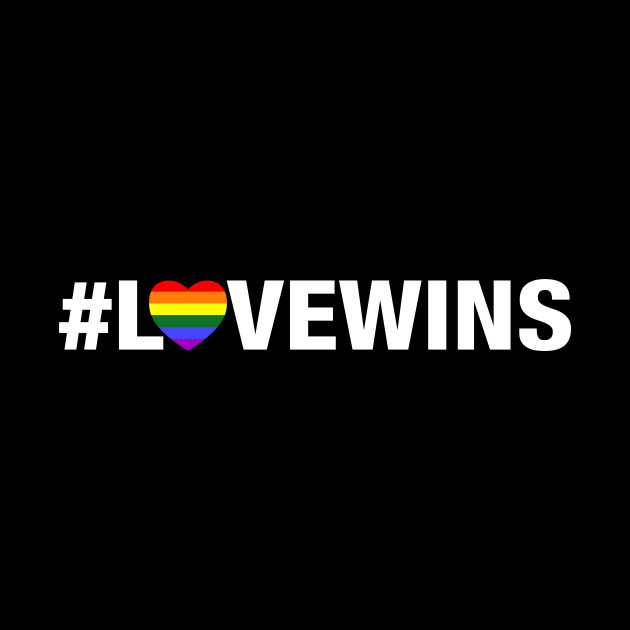 Love Wins (white)