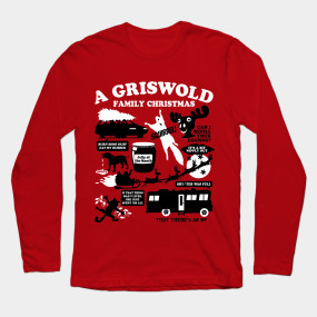 A Griswold Family Christmas T Shirt Movie T Shirt