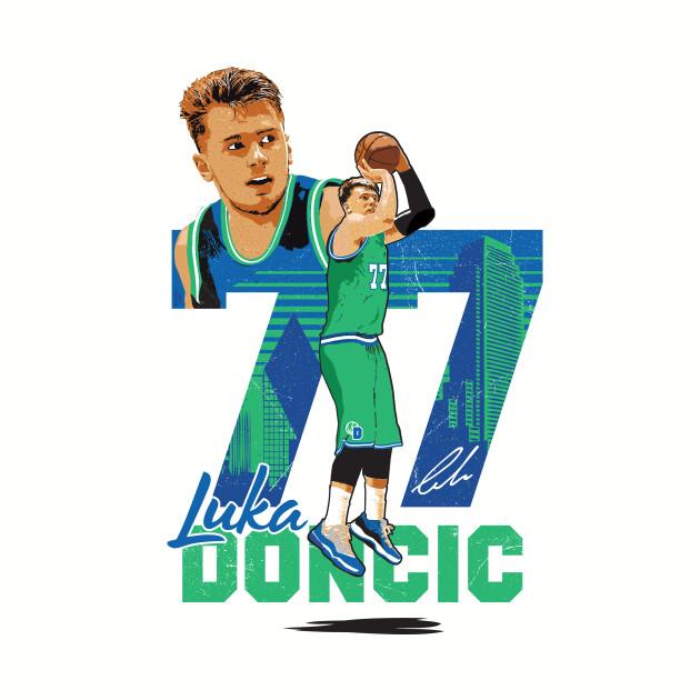 Luka Doncic Tee T-shirt