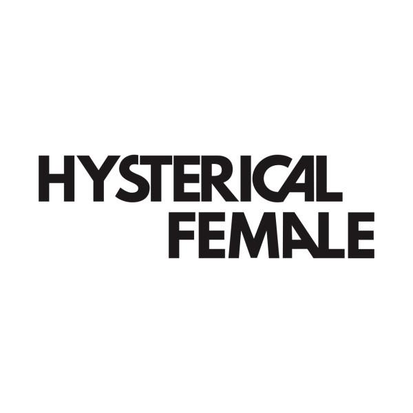 39b9c6e5f hysterical female - Hysterical Female - Kids T-Shirt | TeePublic