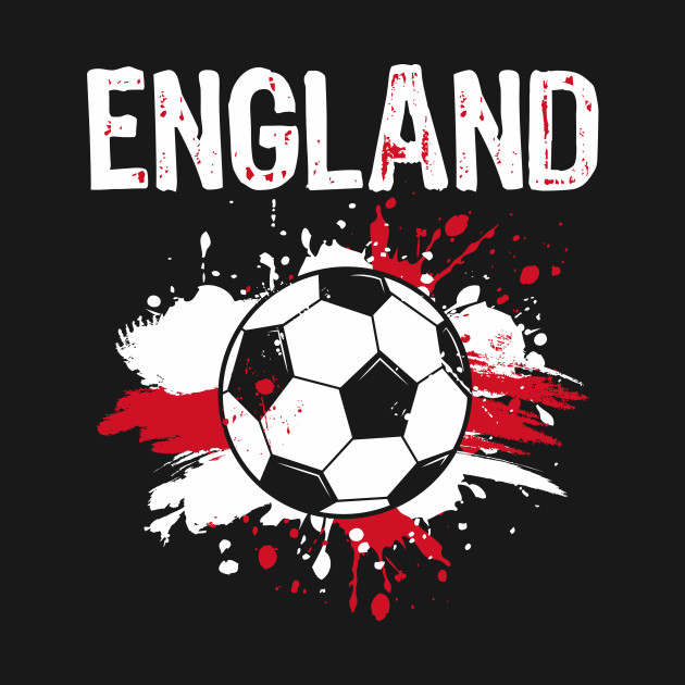 b8ff4b3aa78 England Soccer Shirt Fan Football Gift Funny Cool - England Soccer ...