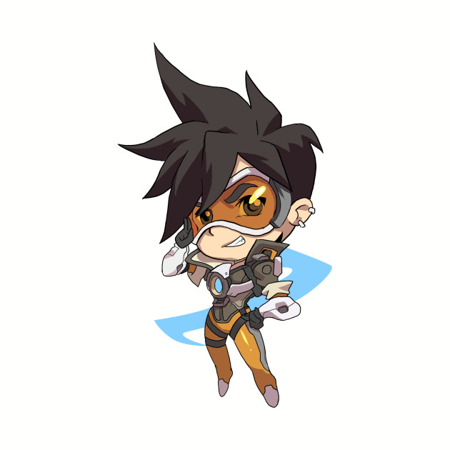 Overwatch - Cute Tracer
