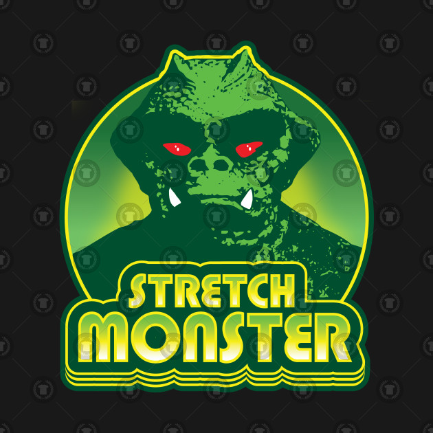 Stretch Monster Face