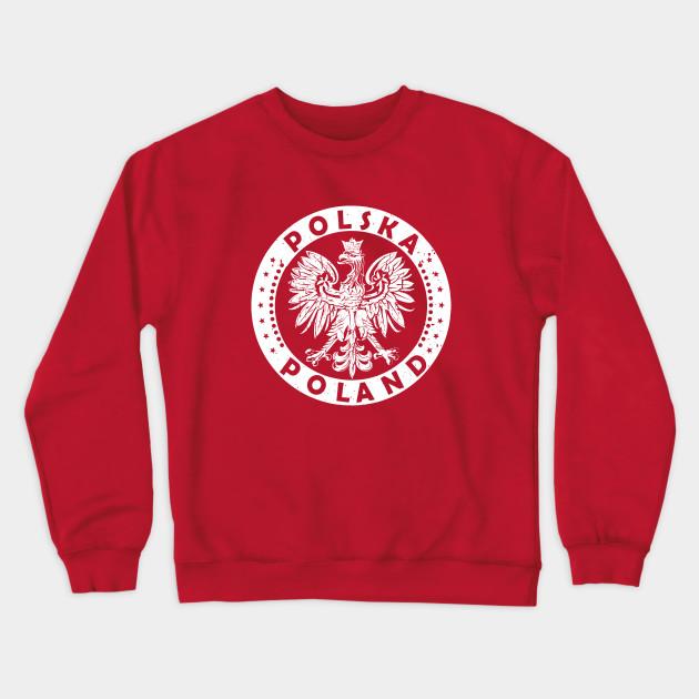 Polish Polska Crewneck Sweatshirt Poland