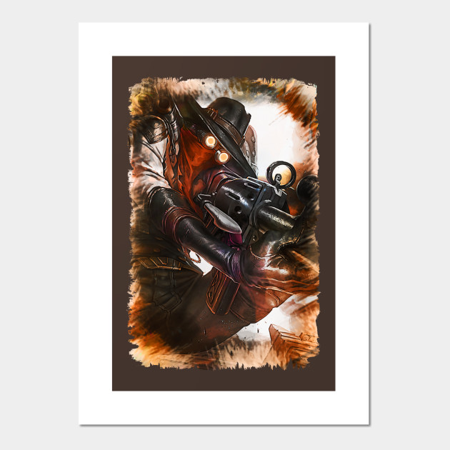 League of Legends HIGH NOON JHIN - League Of Legends - Posters and ...