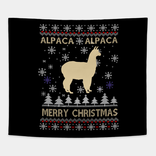 Christmas Llama.Christmas Alpaca Christmas Llama