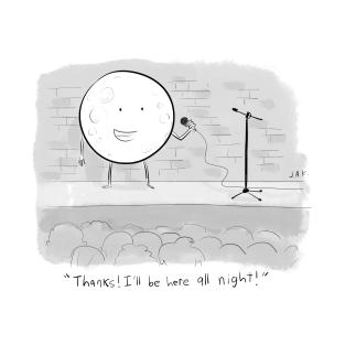 Moon Comedian