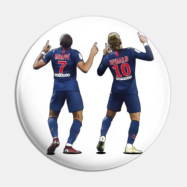 Classic Pins Paris Saint Germain Soccer Pin