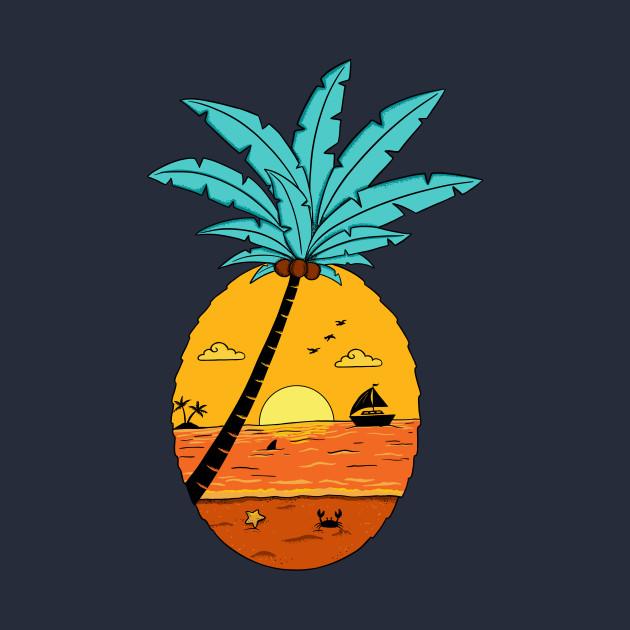 Pineapple Nature