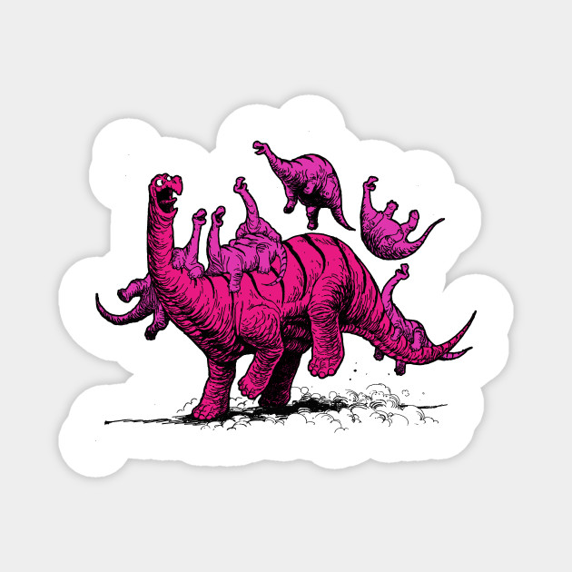 Playful Dinosaur