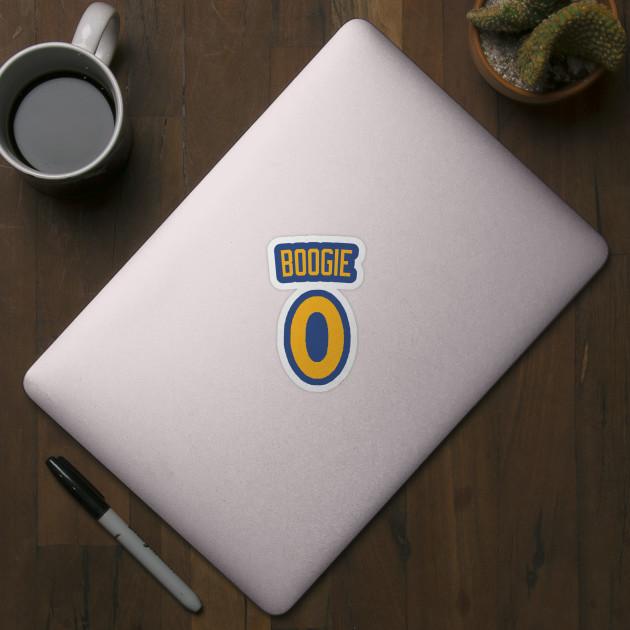 Demarcus Cousins  Boogie  Nickname Jersey - Golden State Warriors ... 6b5915e91