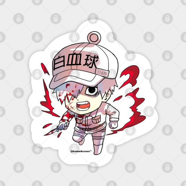Hataraku Saibou: Cells at Work - White Blood Cell