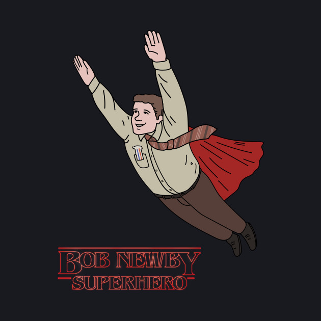 Bob Newby - Superhero