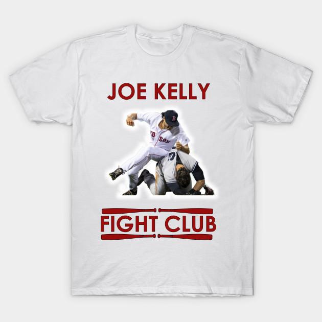 Joe Kelly Fight Club Shirt - Joe Kelly Fight Club - T-Shirt ...