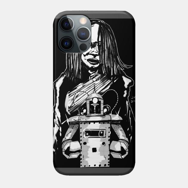 Robot v. Aztec Mummy