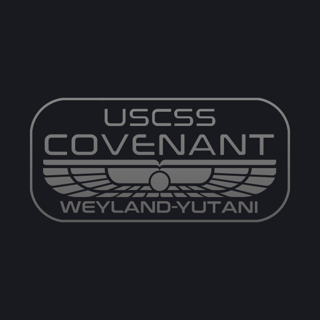 USCSS Covenant crew grey