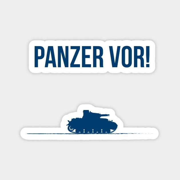 Panzer vor!