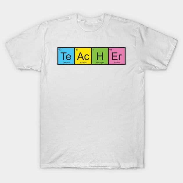 144b6f2d Teacher Funny Science Periodic Table Design - Teachers Gifts - T ...