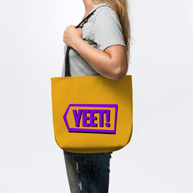 Yeet! Purple