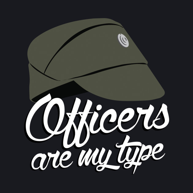Officers Are My Type