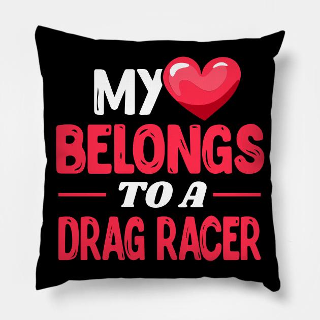My heart belongs to drag racer - Drag Racing Love