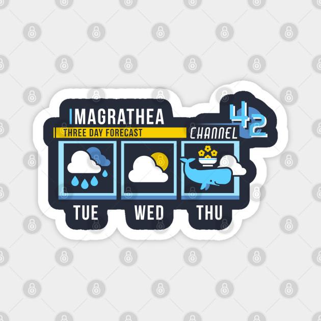 Magrathea Forecast